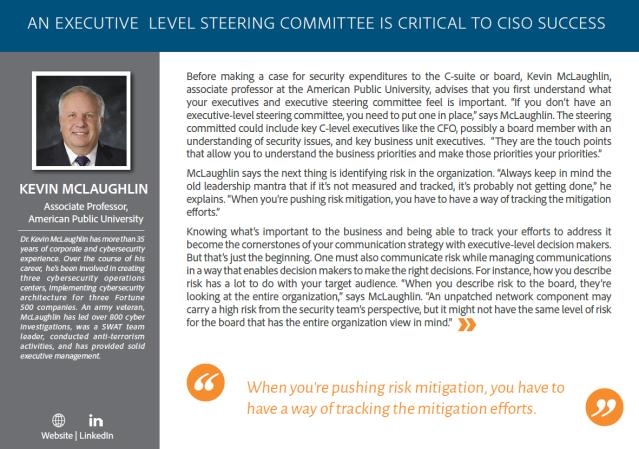 Steering Committee Story